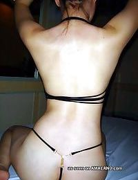 Picture collection of a thai chick in her sexy black lingerie - part 1279