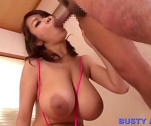 Rin kajika tit fucking with her monster tits - part 2837