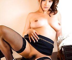 Megu fujiura natural obese tits posing in hot lingerie - part 4748