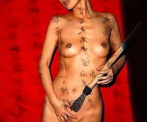 Celebrity bai ling fucked have a weakness for a totalitarian slut - part 4815