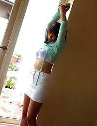 Japanese natsumi mitsu showin her body and titties - part 2226