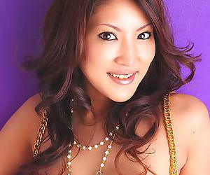 Hot japanese pornstar saya shows absent say no to tits - attaching 4342