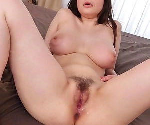 Yoke cocks and a jizz dripping cunt for a japanese leader babe - fastening 4101