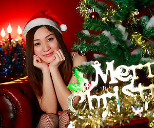 Christmas holiday japanese erotica - ornament 4177