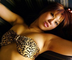 Exotic yukari fujikawa in sexy lingerie shows tits - part 2490
