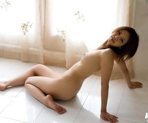 Beauty asian idol yura aikawa showing her hot council - fastening 865