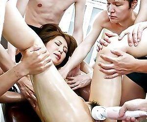 Japansese chick ayaka mizuhara finger-fuck until she spew - faithfulness 4090