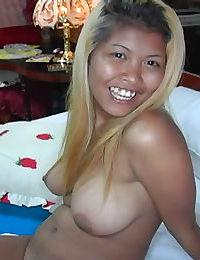 Blonde thai gets creampied after sucking cock - part 1851