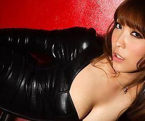Japanese kokomi sakura inept big tits posing everywhere latex - part 4827