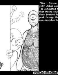 Mocha 3 - part 2