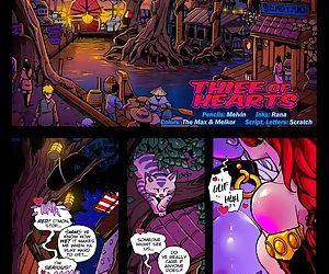 Mana World 15 - Thief Of Hearts