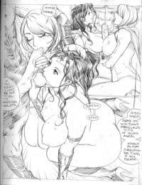 Whores Of Darkseid 2 - Power Girl Violat… - part 2
