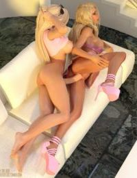 Sin Sisters 2 - No Rest For The Wicked - part 3