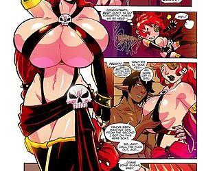 Mana World 8 - Captain Red