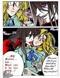 Crimson - Alucard x Integra