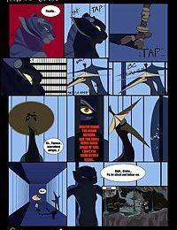 Kung Fu Panda- Private lesson