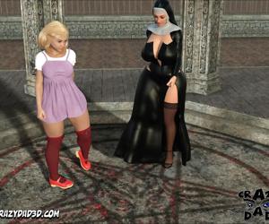 CrazyDad3D- Evil Nun 2