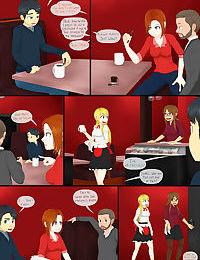 MentalCrash- Nerd versus Yuri Love Goddess –