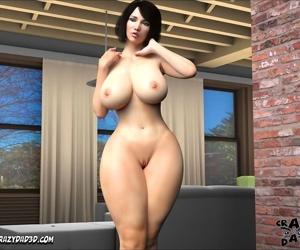 CrazyDad3D- Foster Mother 15