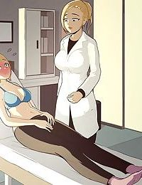 Lewdua- Nessie At The Doctor