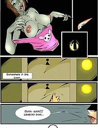 T-Cartoons- The Ring Two
