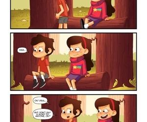 Gravity Falls- Secret Of The Woods
