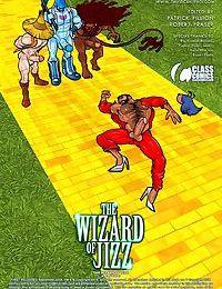 David Cantero- Wizard of Jizz