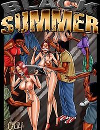 Fansadox Collection 59 – Black Summer