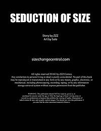 ZZZ- Seduction of Size