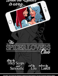 TracyScops- Spider Lovers Club
