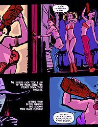 Powerpuff Girls- Dick or Treat