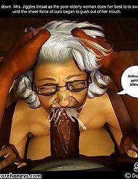 Ms Jiggles 3D – Part 4- Duke Honey