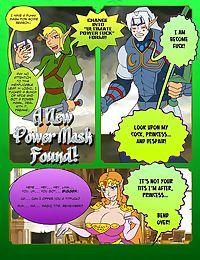 Zelda- A Link in the Ass