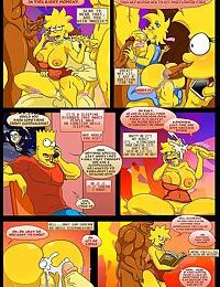 Simpsons- Sexy Sleep Walking – Kogeikun