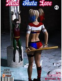Harley Quinn- Mad Shota Love