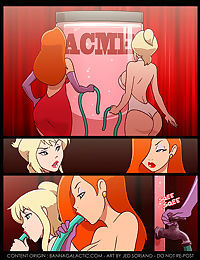Jed Soriano- Clash of the Cartoon Divas