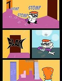 Dexter Laboratory- Bad Mouth Mom