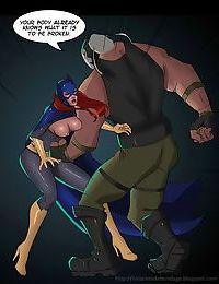 Leadpoison- The Fall of Batgirl