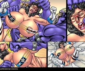 Superheroine- Major Wonder Fear Factory Raw