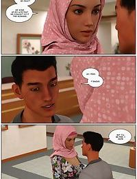 Hijab 3DX- Losekorntrol – Young Love Vol. 3