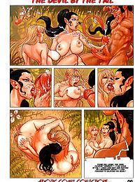 Filobedo- Devil by The Tail