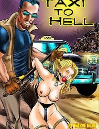 Fansadox Collection 55 – Taxi to Hell
