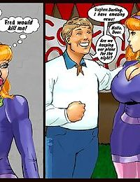 Scandalous Daphne 1-2, John Persons