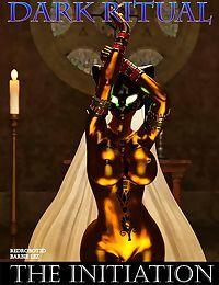 Redrobot3D- Dark Ritual – The Initiation