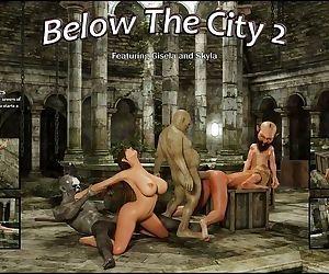 Blackadder- Below The City 2