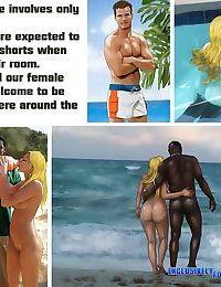 The Interracial Cuckold Resort