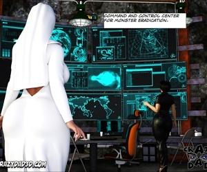 CrazyDad3D- White Nun- The Shadow of Evil