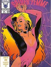 Spoof- Spider-Femme