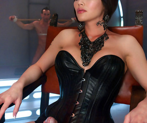 Eva lin commands deference with the brush eyes. she is strong, sexy and skilled. she - part 2676