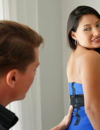Cristina miller and ricky rascal in perfectly natural - part 34